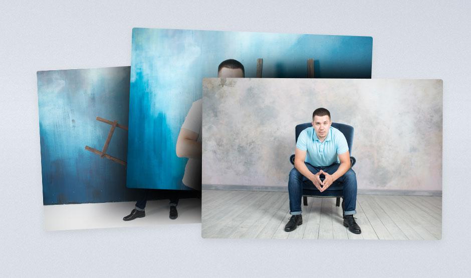 фотосессия роспись стен